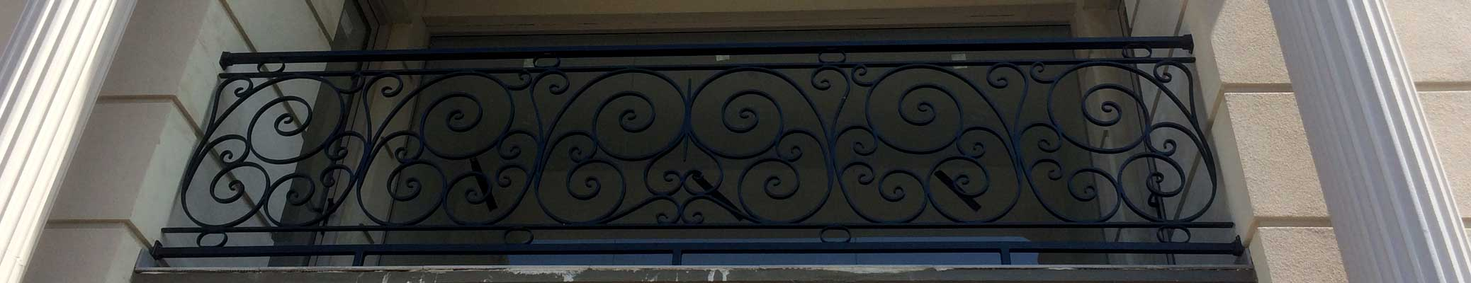 Amazing Wrought Iron